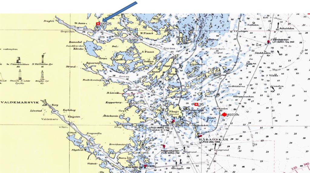karta sankt annas skärgård Valar.se   En sajt om valar i svenska vatten karta sankt annas skärgård